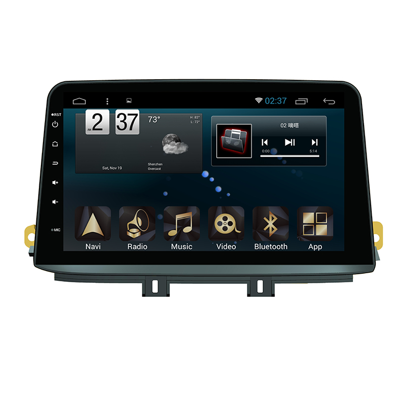 Купить с кэшбэком Topnavi Car Players for Hyundai Elantra Avante MD 2004-2011 2012 2016 2017 Auto Head Unit Radio Android 7.1 with Octa 8 Core
