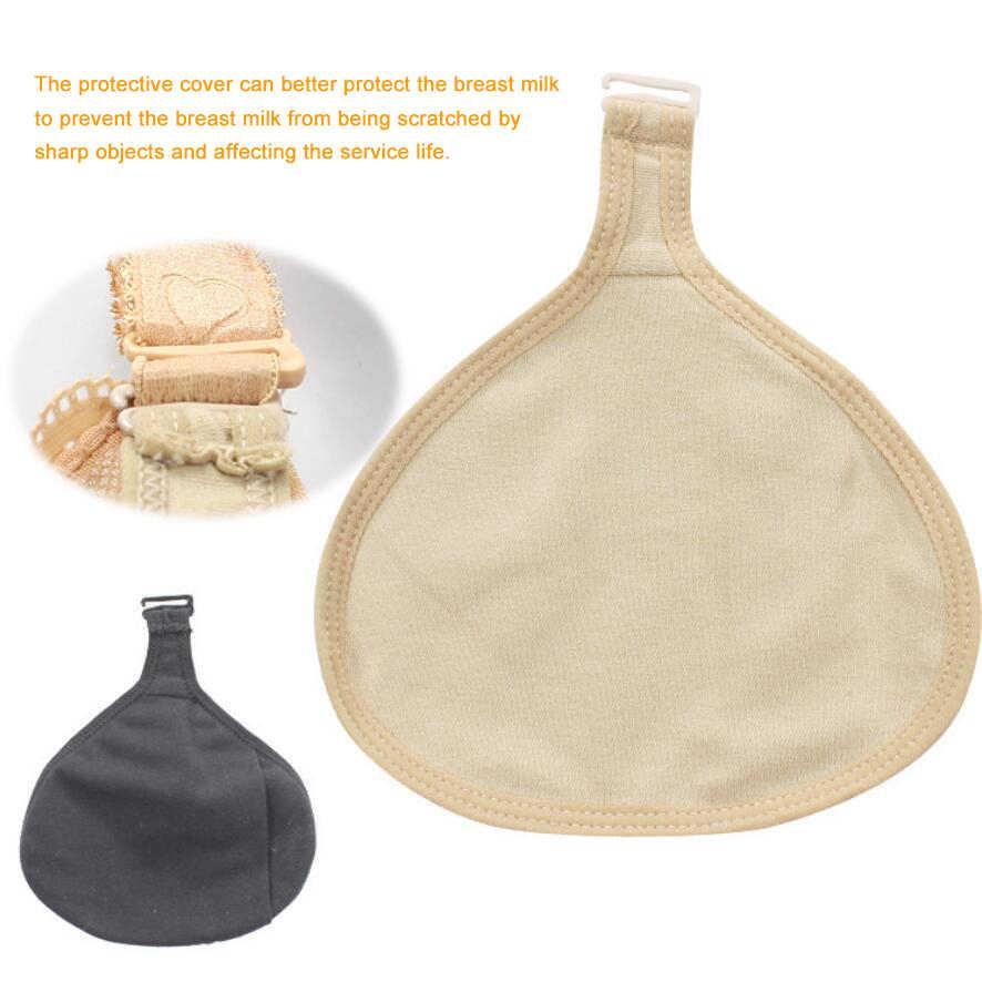 Formulário de Mama de Silicone Transparente Triângulo Forma Silicone Peito Mastectomia Falso Prótese de Mama 400g enviar Almofada Esponja Macia D45