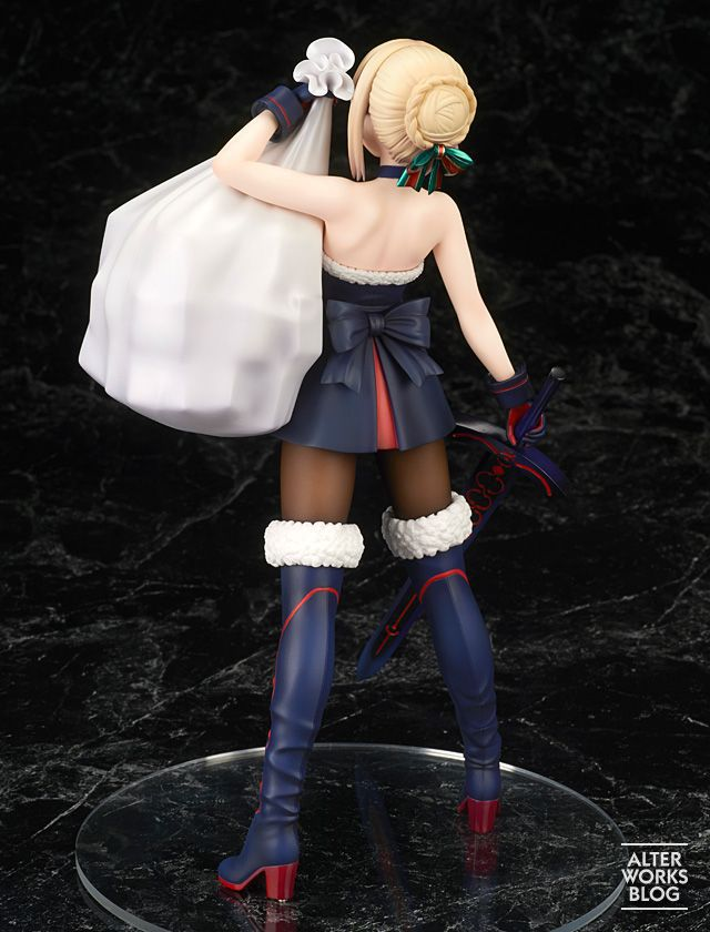 23cm Alter Fate/Stay Night Fate Grand Order Saber Sexy Action Figure toys