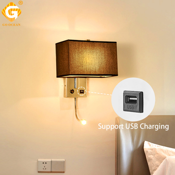 E27 Wall Lights Modern Home Lighting Decoration Sconce LED Indoor Wall Lamp Lighting Fixture For Bedroom Livingroom Stairs