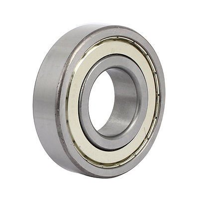 6308ZZ Steel Shielded Deep Groove Ball Bearing Silver Tone 90mmx40mmx23mm 6000 2rs sealed deep groove ball bearing 10mm inner dia black silver tone