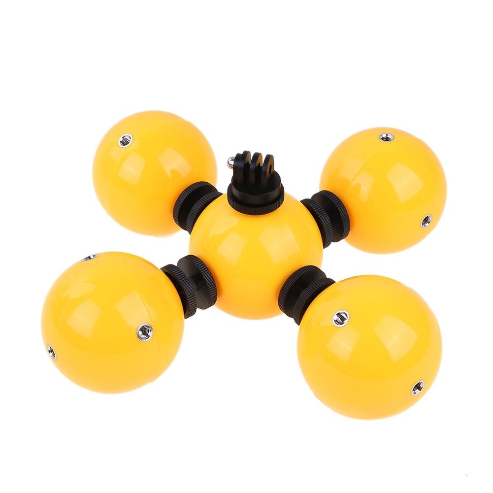 Underwater Camera Floating Ball Buoyancy ball for Gopro4 5 Mini Floaty Holder for Gopro 4 3