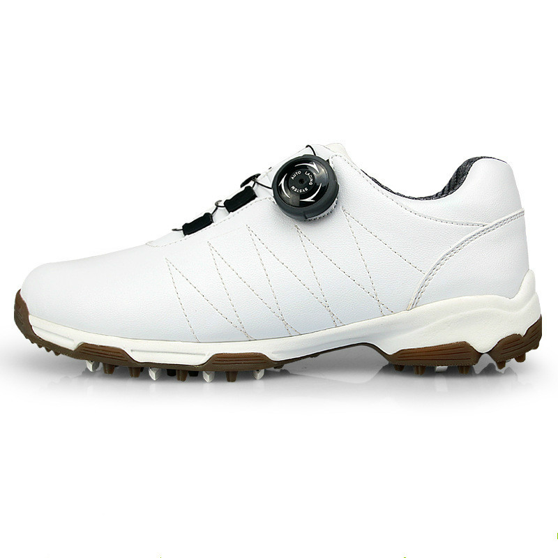 Golf Shoes Women Sneakers Waterproof super light anti-skid comfortable breathable imported microfiber leather golf shoes golf 3 td 2011