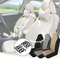 Universal Auto Car Breathable Single Front Rear Seat Cover Cushion Pad