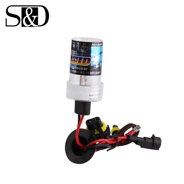 H1 Hid Xenon Bulbs Car Headlight Bulb White 55w Headlamp Replacement