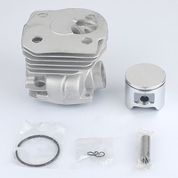 Factory Sale High Quality New 44mm Cylinder Piston Kits For HUSQVARNA 346XP 350 351 353 Chainsaw