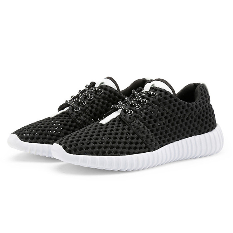 New arrival Women casual Shoes Women flats Shoes Zapatillas breathable Fashion Lightweight White Black Summer 2017 free shipping new arrival traditional tavas women colors casual shoes breathable max size 36 42 black white superstar