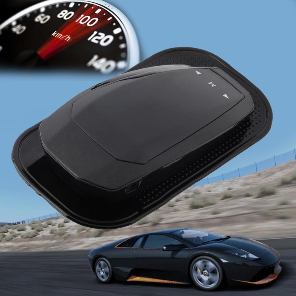 Radar Detector with LED Display Anti Radar Detector Russian & English Voice Detectors Car Alarm Vehicle Speed Control