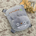 160*100 cm Ctue Totoro manta sueño muñeca de trapo cojín almohada de Felpa Suave animales de peluche muñeca de regalo de cumpleaños para los niños