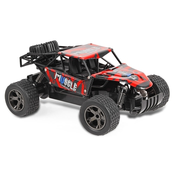2.4 GHz 2WD Off-Road Brushed RC Car - UJ99 3