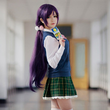Nozomi Toujou Nozomi Tojo Cosplay Love Live Lovelive School Idol Project Constellation Unawakened Costume Sweater Blouse & Skirt
