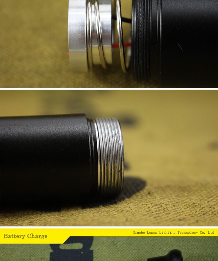 Lomon-5w-Strong-Light-Aluminum-Alloy-Wholesale-Rechargeable-Self-defense-Flashlight_06