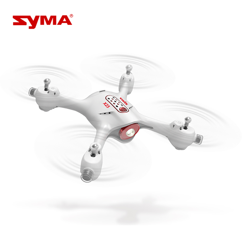 JIUYI RC SYMA X23 Mini Drone Set Height RC Quadcopter 360 Degree Rotation Drone Play Toys