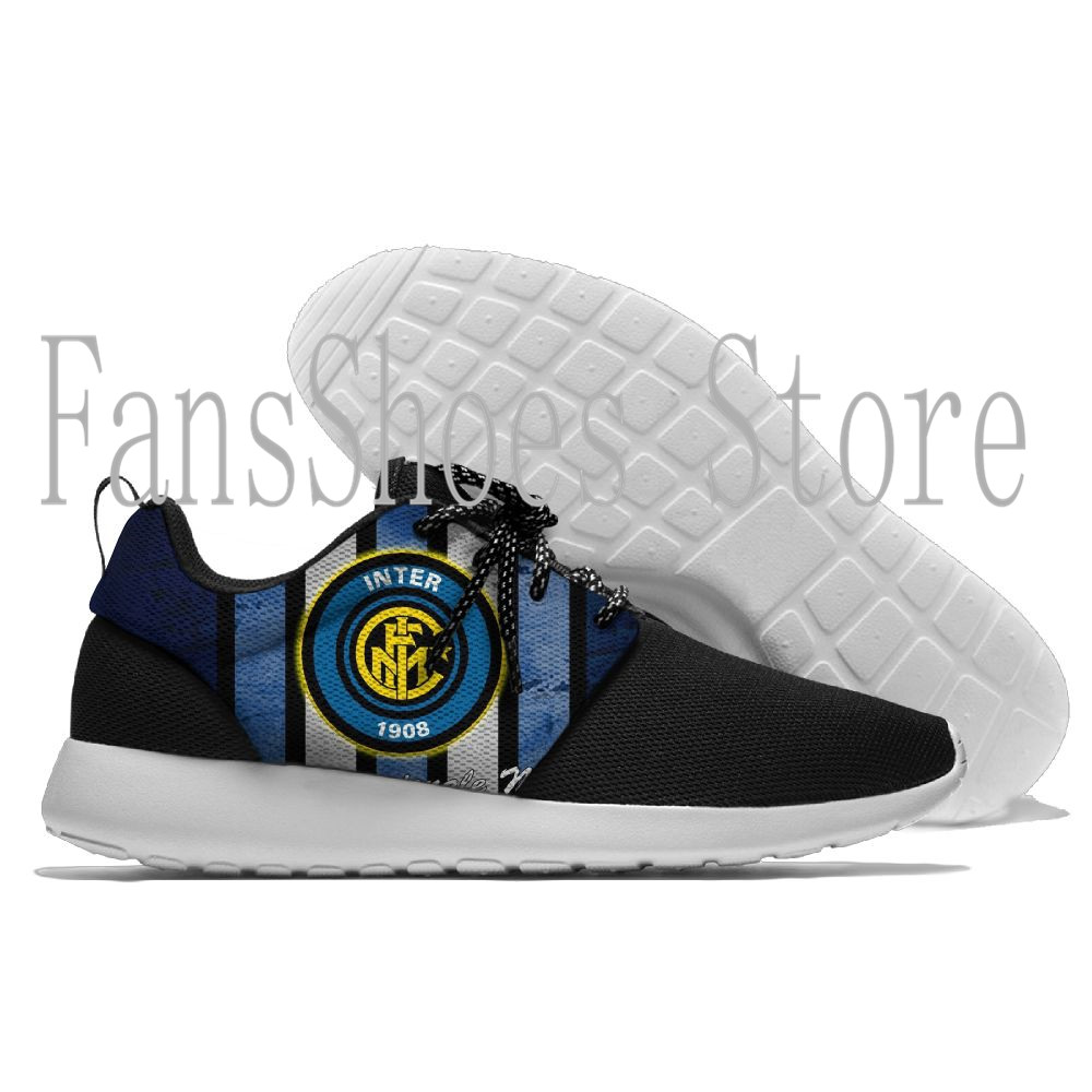 Internazionale Milan Running Shoes Typical Sport Shoes Outdoor Walking Shoes Men Sneakers Comfortable Women Sport Running Shoes