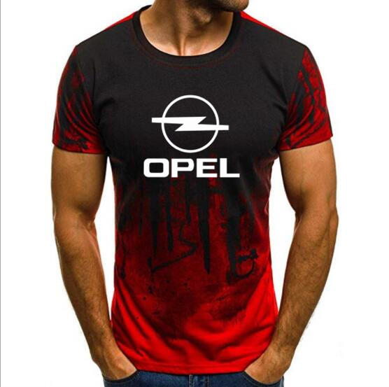 new Style   T     shirts   Men Summer Fashion Opel   T  -  shirt   Casual Short Sleeve O-neck   T     shirt   Camouflage Short Sleeve tshirt