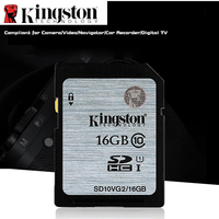 Kingston C4 SD Card 16GB SDHC Camera Card Class 4 Memory Card 16 GB Cartao De