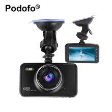 Best price Podofo 3.0 Inch Car DVR Camera Dashcam FHD 1080P A15 Cameras with WDR and G-sensor Video Registrator Recorder Blackbox DVRs
