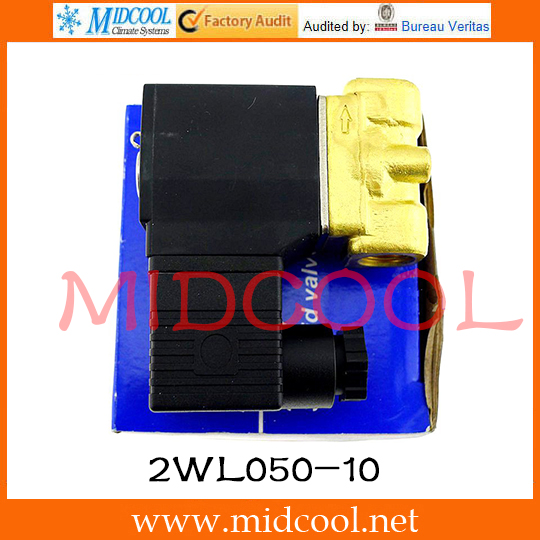 Original AirTAC Fluid control valve (2/2way) 2W Series (Direct-acting and normally closed) 2WL050-10