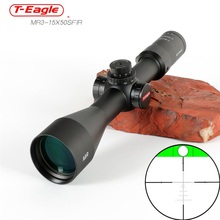 Brand T-Eagle MR3-15X50SFIR Tactical RiflesScope AirRifle sniper hunting Optics sight Hunting scope hunter red dot for Shooting fx mr3 original