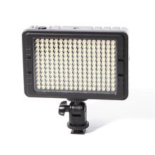 Selens GE-204 Video Compact LED Light Lamp for DSLR Camera DV Camcorder New