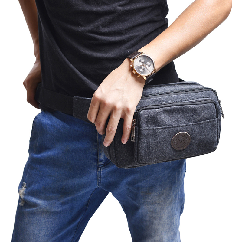 Fashion Vintage Men Messenger Bags Casual Travel Casual Chest Canvas Male Small Retro Military Shoulder Bag augur fashion men s shoulder bag canvas leather belt vintage military male small messenger bag casual travel crossbody bags