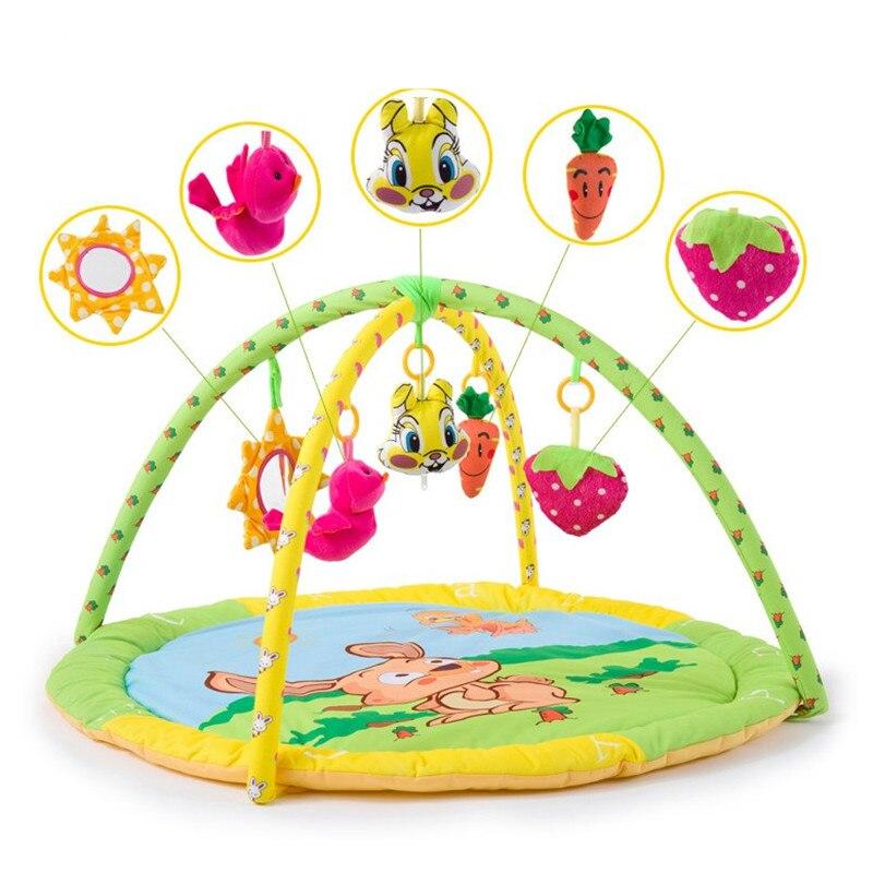 Baby Play Mat Actividad del bebé Pad Gym Educational Play Mats - Juguetes para niños - foto 3