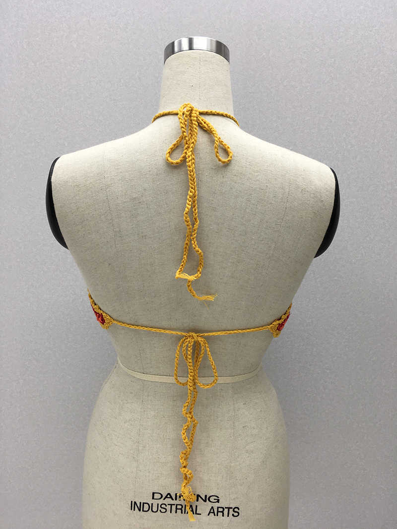 bandage sexy hot swimsuit women summer beachwear tank top (8)