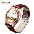 HRAEFN Q8 Мода Smart Watch монитор Сердечного ритма Bluetooth Smartwatch reloj intelige Для IOS Android ПК samsung gear s3 s2 kw88