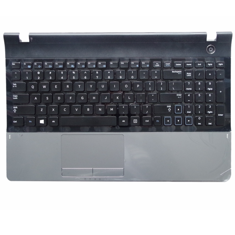 NEW Keyboard for Samsung 300E5A NP300E5A 305E5A 300V5A 305V5A 300E5C US Replace laptop keyboard with C shell