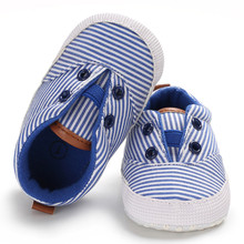 Infant Baby Boys Prewalker Canvas