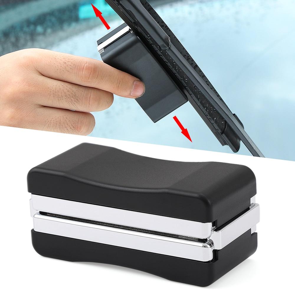 universal car vehicle windshield scratch repair kit windshield wiper blade scratches repair. Black Bedroom Furniture Sets. Home Design Ideas