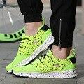 Новые Моды для Мужчин Обувь Причинно Узелок Дышащий Классический Сетки Холст Обувь Мужчины Тренеры Суперзвезда Плоские С Zapatillas Hombre