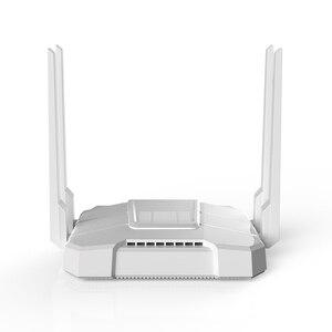 Image 2 - Il MT7621 gigabit dual band openwrt wifi Router openvpn router wireless OpenWrt 802.11AC 1200Mbps 2.4G 5G MTK soluzione wireless