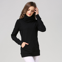 Emotion Mom Turtleneck pregnancy Maternity Clothes nursing top Breastfeeding Clothes for Pregnant Women Maternity tops&shirt