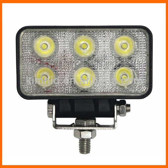 1350 High Lumen 18W 10V-30V Input Voltage led worklight  Led Work Light led working light