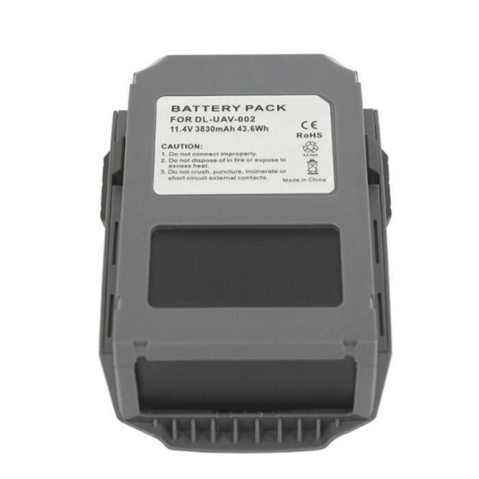 Оригинальная интеллектуальная летная батарея 3850mAh 15,4 V для DJI Mavic 2 Pro Zoom Can Fly 31min - 4