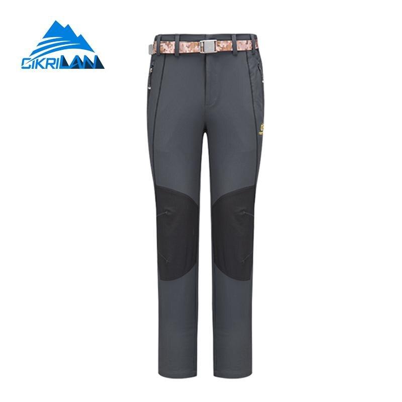 Man Spring Autumn Hiking Camping Trousers Quick Dry Breathable Outdoor Pants Men Climbing Trekking Pantalones Senderismo
