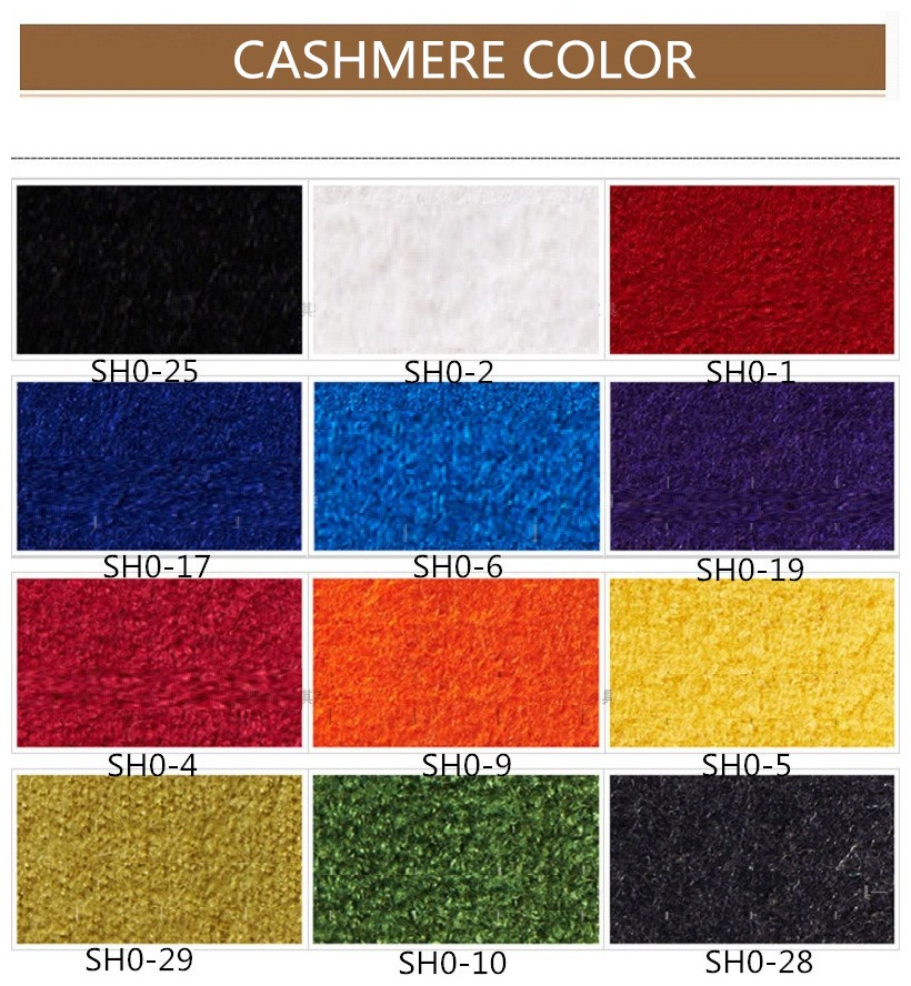 CASHMERE COLOR