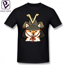 Shiba Inu T Shirt T-Shirt Casual Fun Tee Graphic Short Sleeves 4xl Men Cotton Tshirt