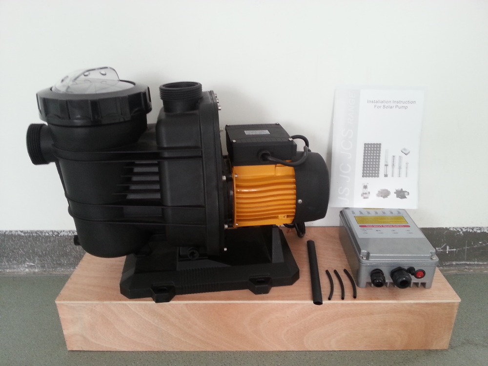 3 anni di garanzia, 1200 watt Solar DC Piscina Pompa, JP31-19/1200