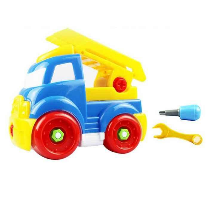 Дети Детские раннего обучения головоломки, развивающие игрушки самолет дети разборка сборка мультфильм игрушки Aircraft18mar05