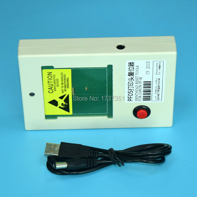 PF03 PF04 PF05 Printhead Reader For Canon iPF510 iPF600 iPF605 iPF610 iPF700 iPF750 IPF6400 IPF8400 IPF9410 for canon printer elikor оптима 50 медный антик