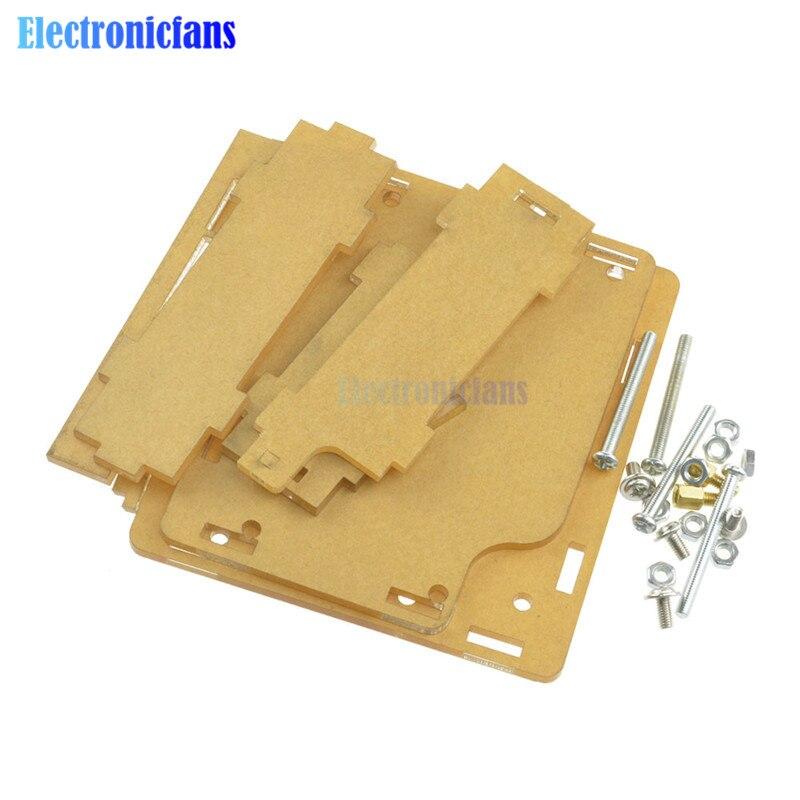 Carcasa para condensador Inductor medidor ESR MG328 probador de transistores multifunción