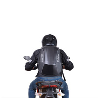 Hot sell Motorcycle Backpack Motorsports Track Riding Back Pack Stealth No Drag Molded Bag