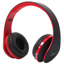 NX-8252 Hot Foldable Headset Wireless Stereo Sports Headphone Bluetooth Headphones Headsets With Microphone for iPhone стоимость