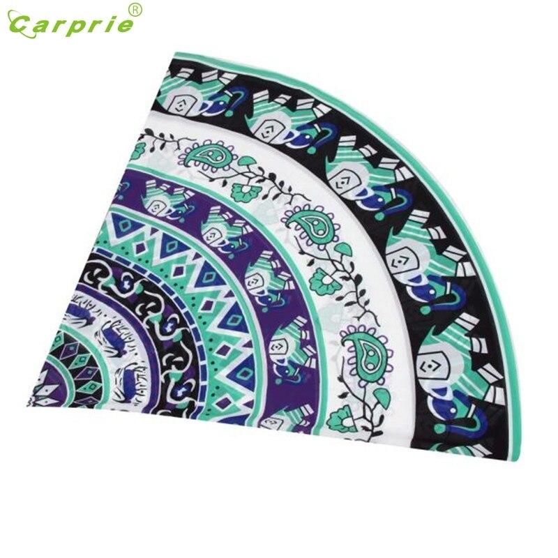 Factory Price Round Beach Pool Home Shower Towel Blanket Table Cloth Yoga Mat Bohemian Beautiful Gift drop shipping JA03b