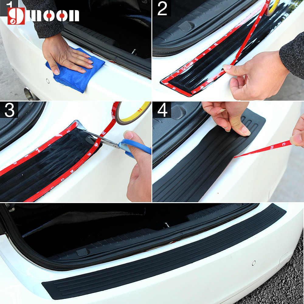 Автомобильные аксессуары наклейки заднего бампера для Honda HR-V Fit Accord Civic CR-V города джаза Crider greiz ELYSION