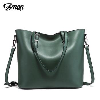 ZMQN Luxury Handbags 2018 Big Casual Tote Ladies Hand Bag PU Leather Crossbody Bags for Women Simple Work Designer Handbags A813 grande bolsas femininas de couro