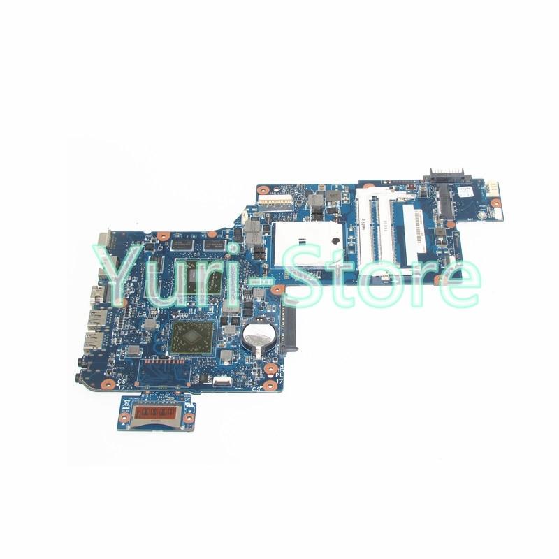 NOKOTION For Toshiba satellite L870 C870 L870D C870D Laptop H000043590 Main board Socket fs1 DDR3 HD7600 Video Card