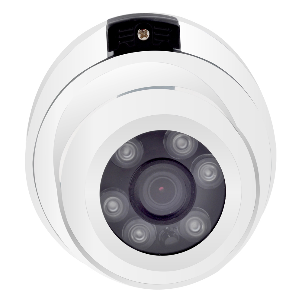 5MP SONY326 Sensor Surveillance Indoor AHD Camera Vandalproof Security Infrared Camera Night Vision Mini Dome CCTV Camera
